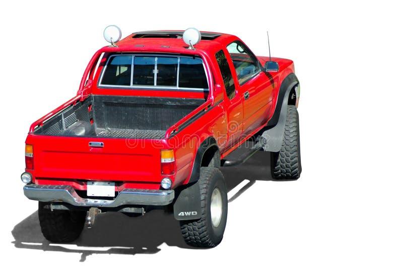 Neem Vrachtwagen op royalty-vrije stock foto's