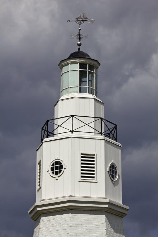 Neenah Leuchtturm stockbilder