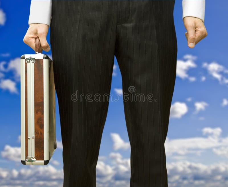 Download Negócio foto de stock. Imagem de homem, braço, exterior - 12800716