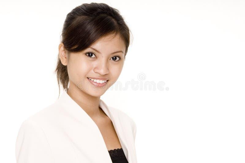 Negócio asiático 5 imagem de stock