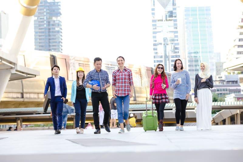 Negócio asiático do estilo de vida imagens de stock royalty free