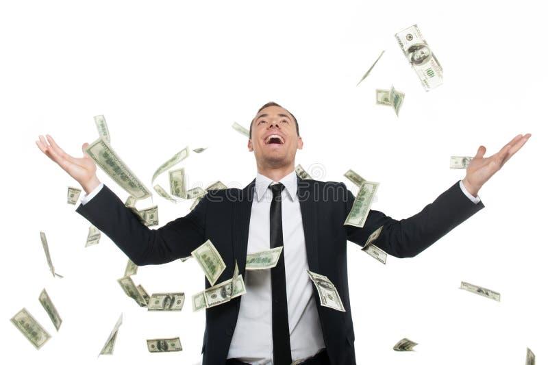 Negócio bem sucedido. imagens de stock royalty free