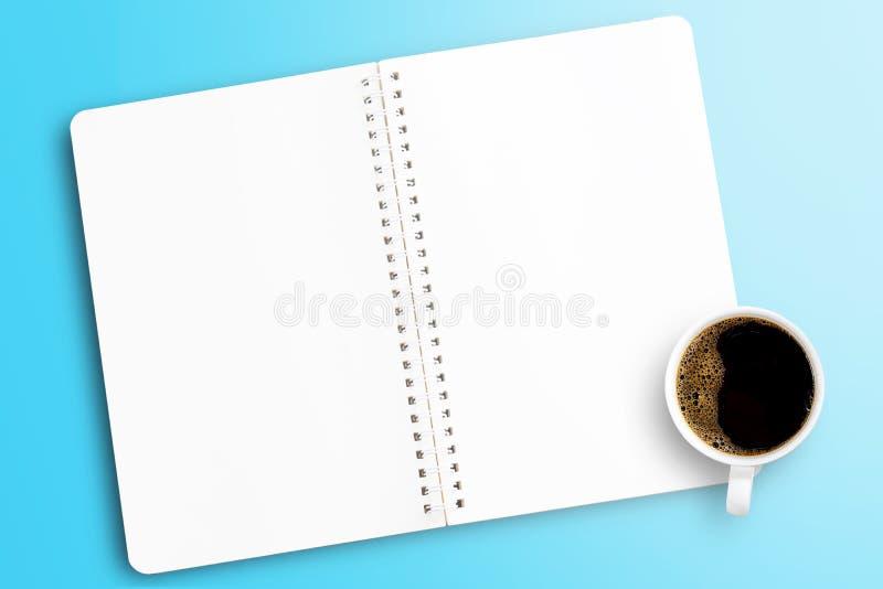 Negócio da mesa de escritório, materiais de escritório ou conceito da educação foto de stock