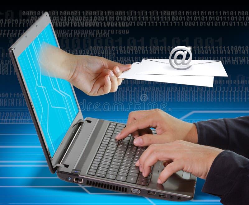 Download Negócio de trabalho da mão imagem de stock. Imagem de conecte - 26522963