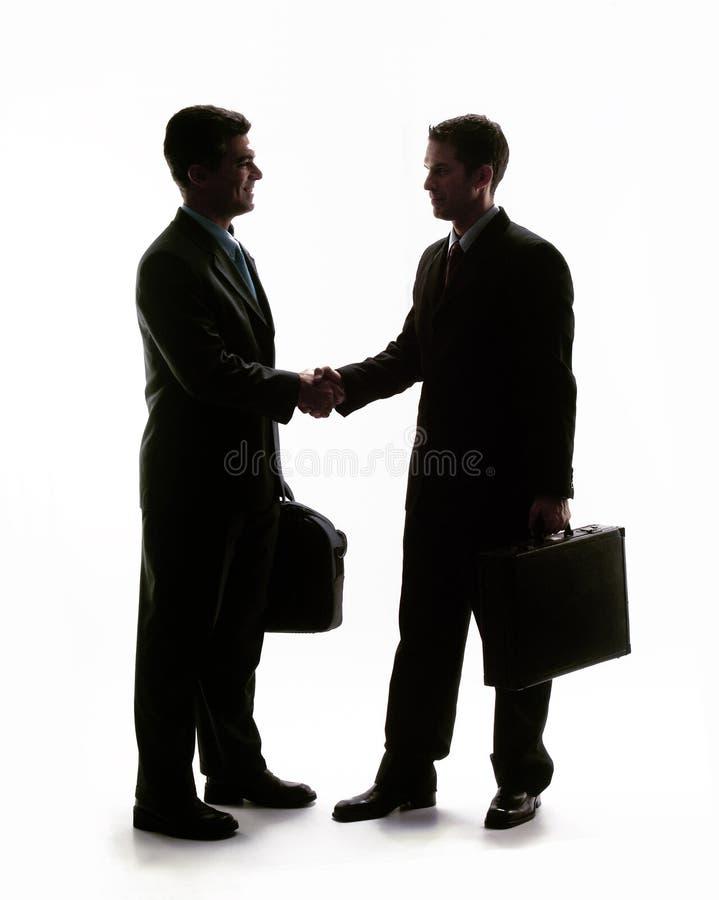 Negócio do acordo. imagem de stock royalty free