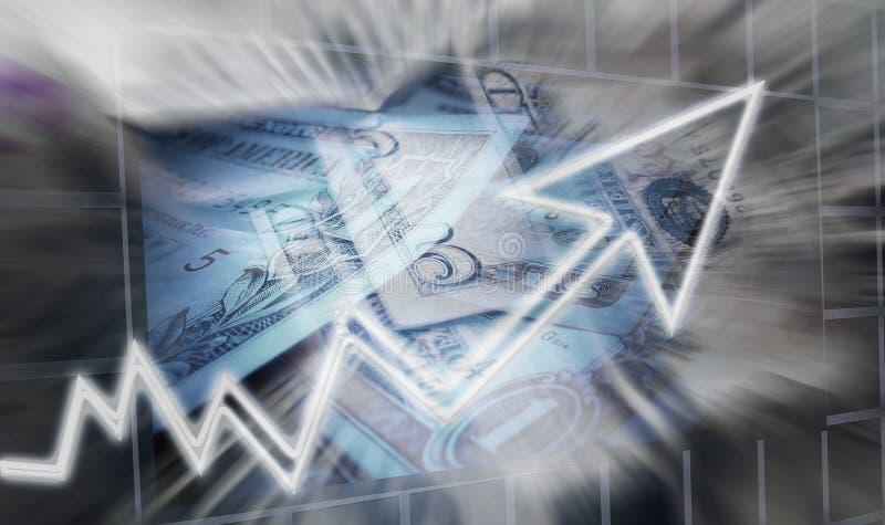 Negócio & finança de alta qualidade ilustração stock