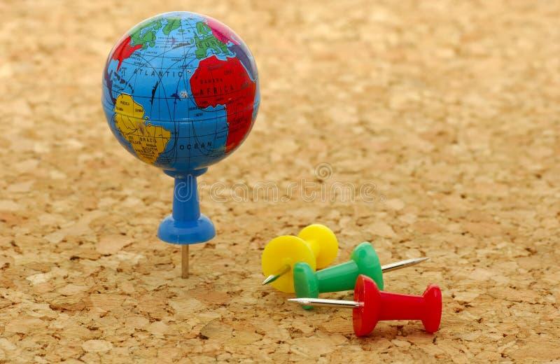 Negócio global foto de stock