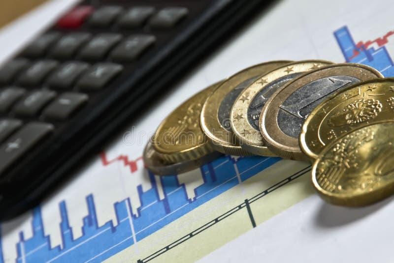 Negócio, investimentos imagens de stock royalty free