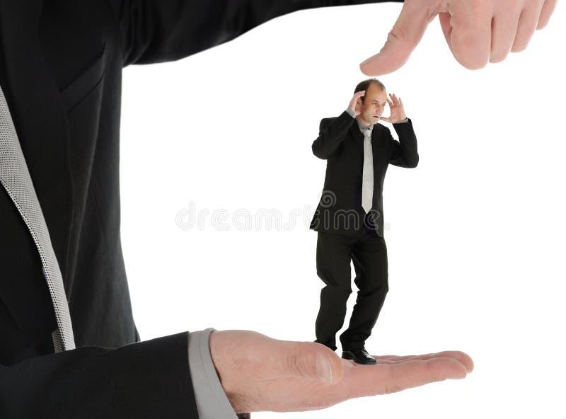 Negócio, pressão fotografia de stock