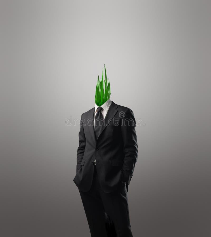 Negócio verde imagem de stock