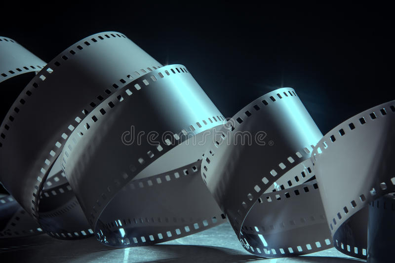Download Negative 35 Mm Film. A Roll Of Photographic Film Stock Photo - Image: 59305264