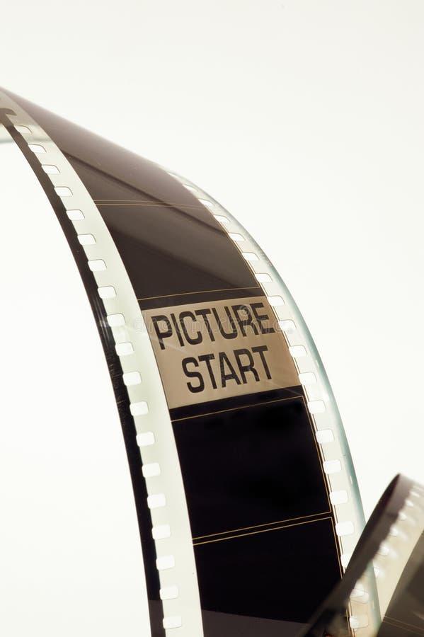 Negativo de película imagem de stock royalty free