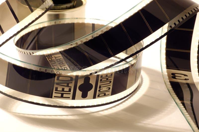 Negazione di pellicola fotografia stock