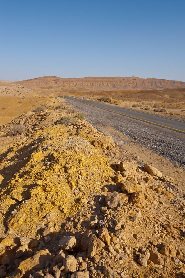 Download Negev Desert stock image. Image of grand, heat, negev - 28162291