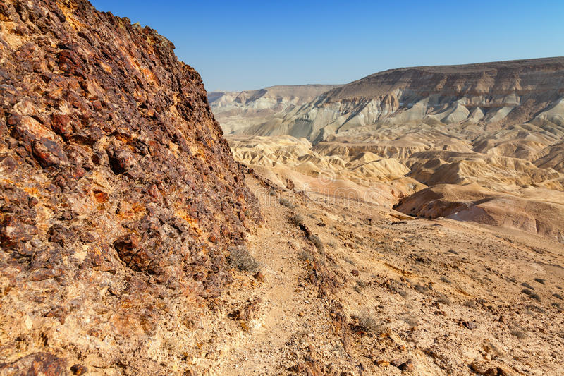 Download Negev Desert stock photo. Image of desolate, desert, israel - 30916372