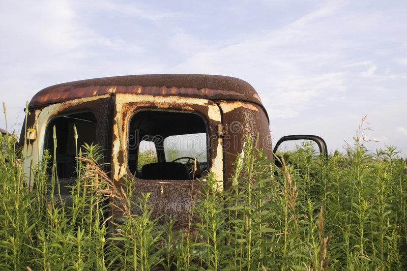 Download Neglected stock photo. Image of metal, transportation, abandoned - 468936