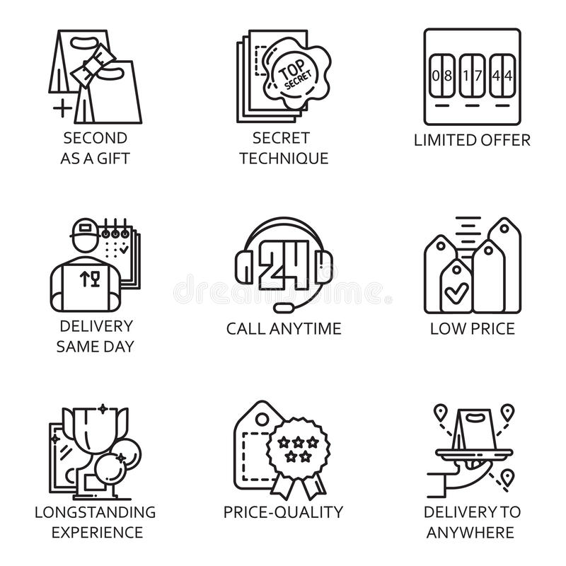negocio determinado del icono del vector libre illustration