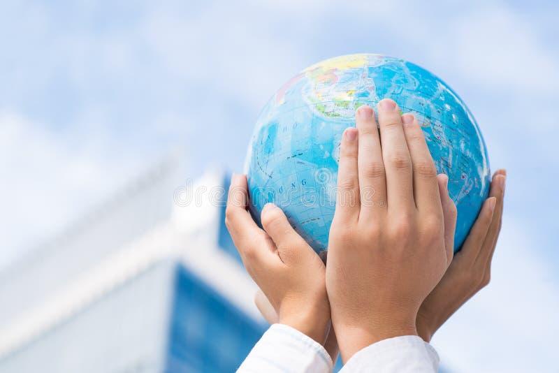 Negocio internacional imagen de archivo libre de regalías