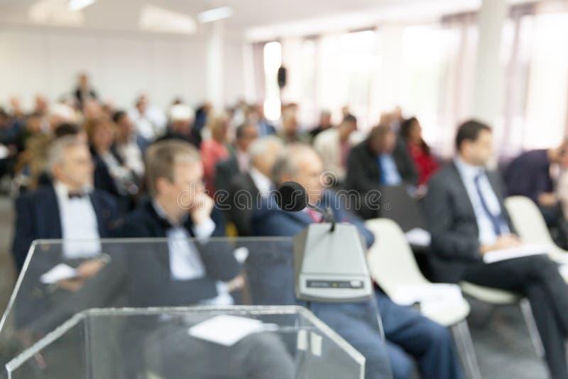 Negocio o conferencia profesional Presentación corporativa imágenes de archivo libres de regalías