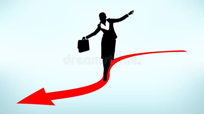 Negocios stock de ilustración