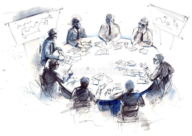 Negocios libre illustration