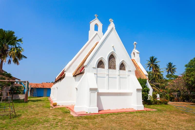 Negombo堡垒,斯里兰卡 免版税库存图片