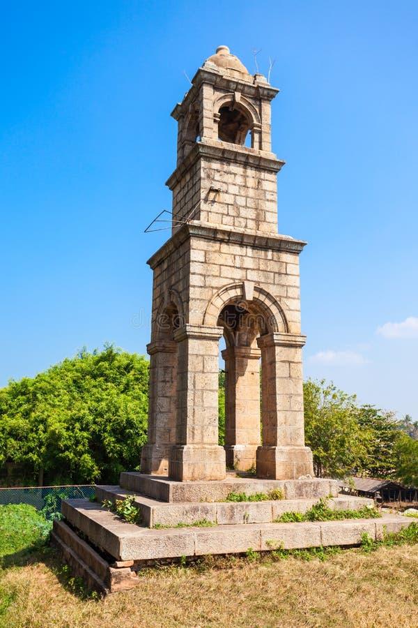 Negombo堡垒,斯里兰卡 免版税图库摄影