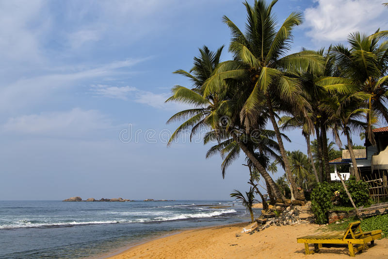 Negombo, Sri Lanka стоковое изображение