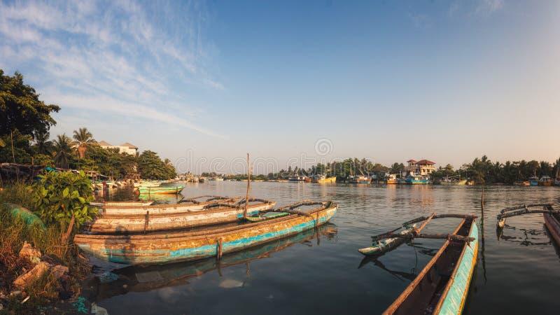 Negombo, Sri Lanka stock fotografie