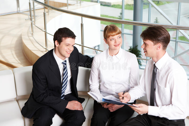Download Negotiations stock photo. Image of businessman, male - 13240128