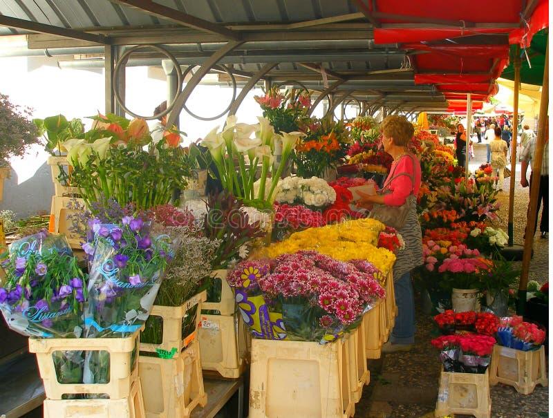 Negozio di fiore immagini stock libere da diritti