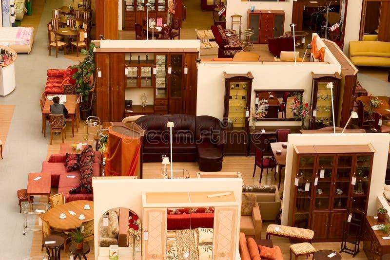negozio di mobili fotografie stock libere da diritti