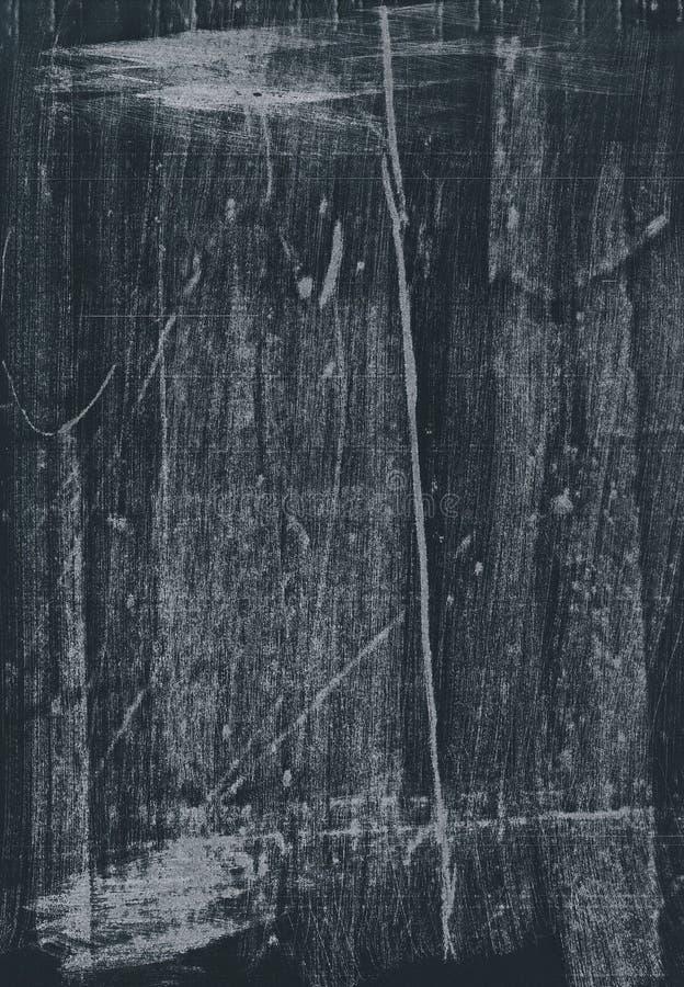 Negro rasguñado 05 del fondo imagenes de archivo