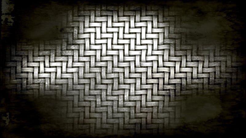 Negro y fondo elegante hermoso del diseño del arte gráfico del ejemplo de Grey Grunge Texture Background Image libre illustration