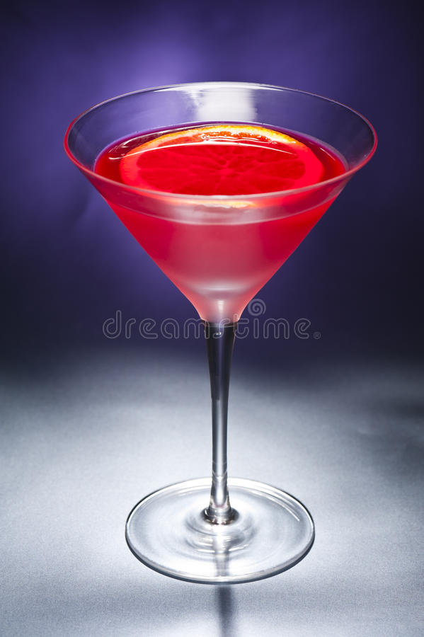 Negroni Cocktail lizenzfreie stockfotografie