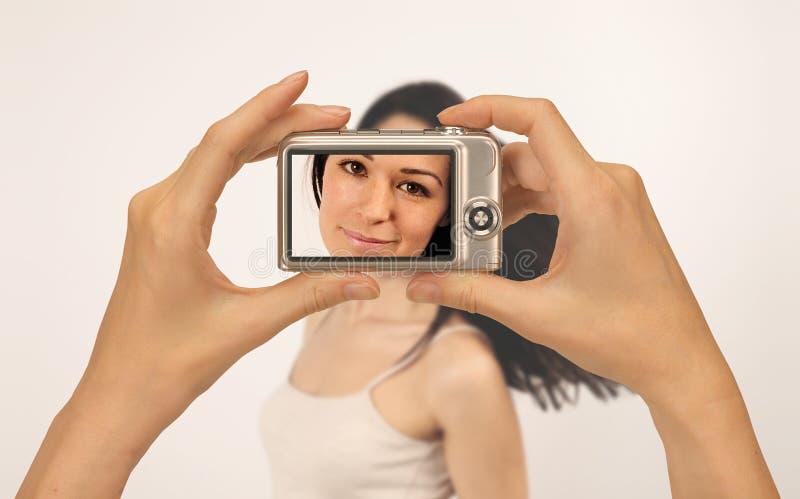 Nehmen der Fotographie lizenzfreies stockbild