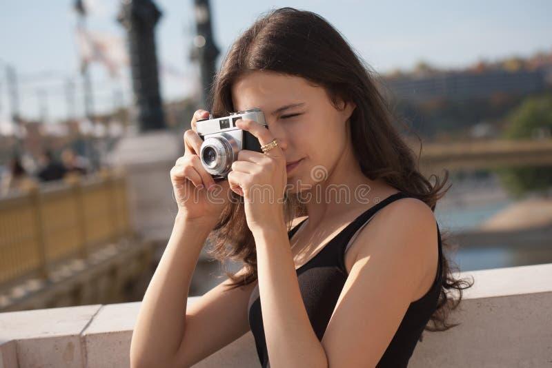 Nehmen Sie den Moment gefangen lizenzfreie stockfotografie