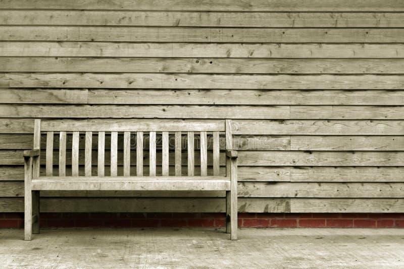 Nehmen Sie einen Sitz. lizenzfreies stockbild