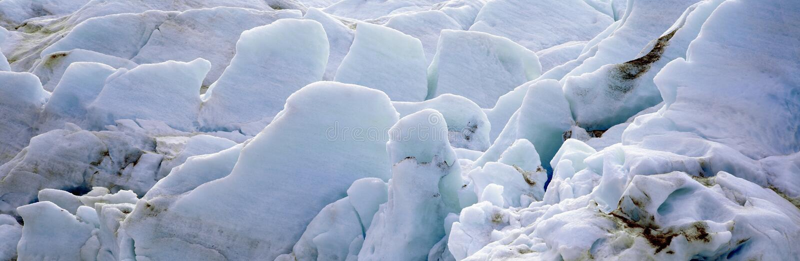 Nehmen Sie Gletscher am Harding-Eisfeld, Kenai-Berge, Seward, Alaska heraus stockfotos