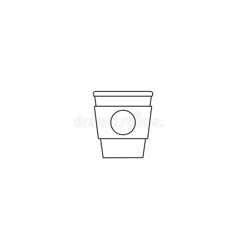 Nehmen Sie Schalenillustration weg lizenzfreie stockfotos