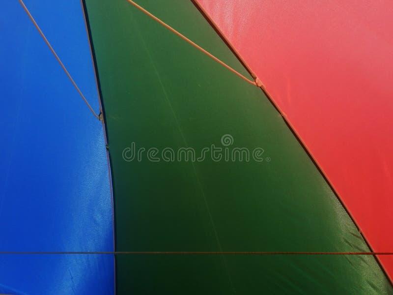 Neige de couleur images libres de droits