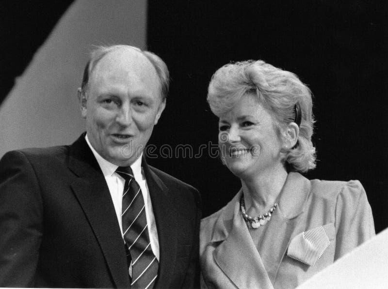 Download Neil & Glenys Kinnock Editorial Photography - Image: 11205207