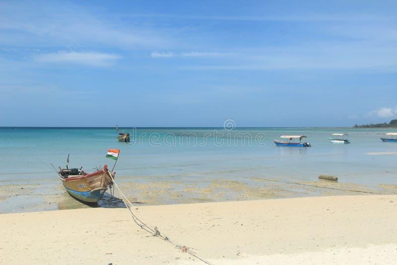 Neil Island(Andaman)-1. stock photo