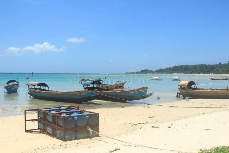 Neil Island(Andaman)-2 stock photo
