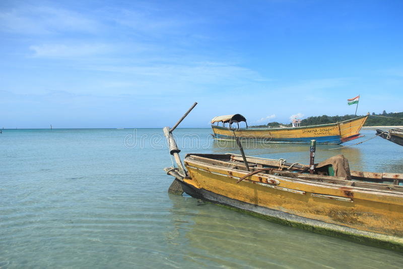 Neil Island(Andaman)--8. royalty free stock photography