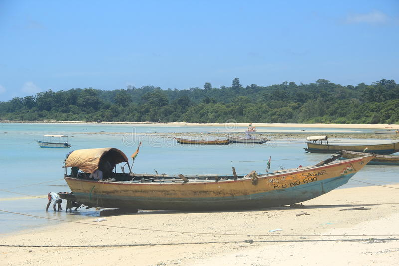 Neil Island(Andaman)-9 royalty free stock photo