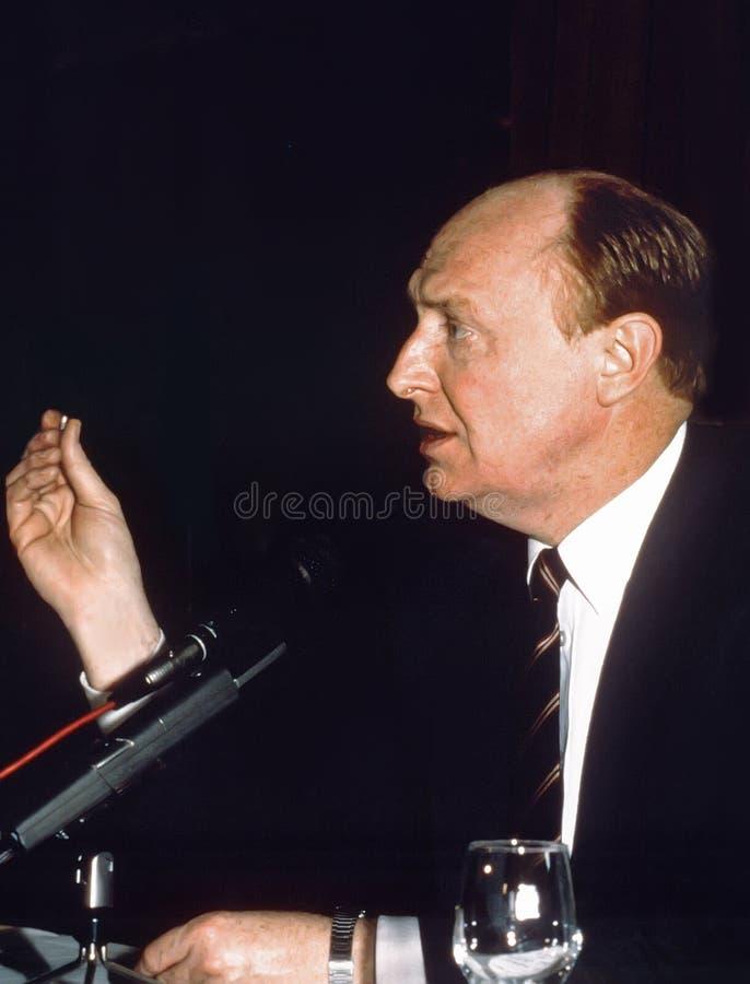 Neil Kinnock foto de stock royalty free
