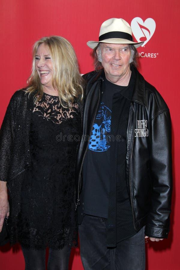 Neil Young foto de stock royalty free