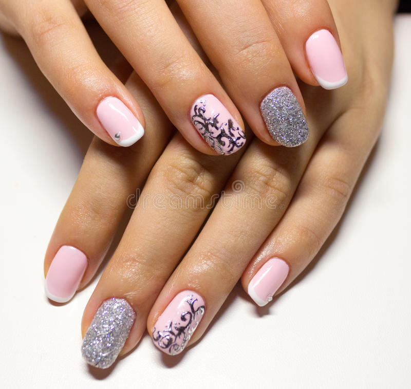Neils stock photo. Image of nice, work, nails, nail, beautiful ...