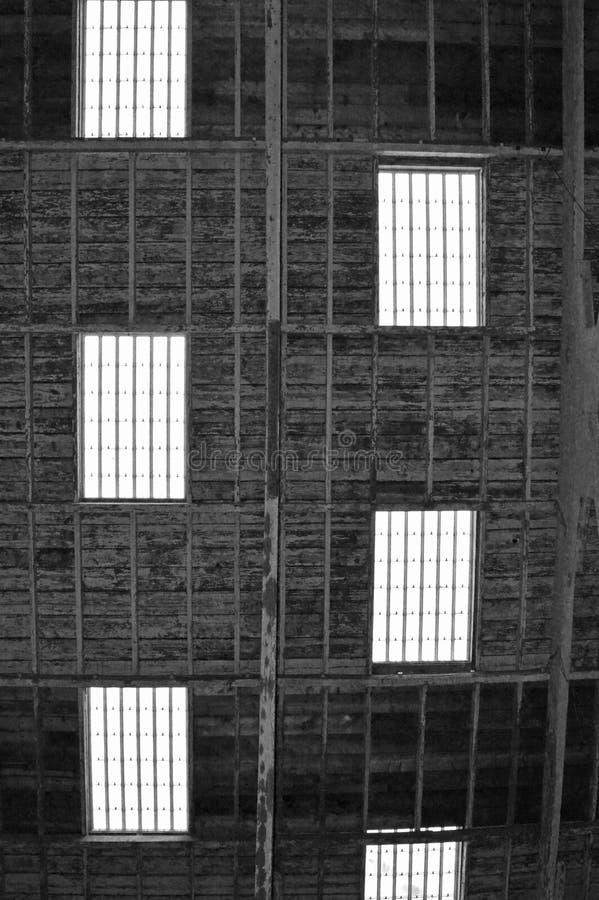 Nein 3 umfaßter Beleg in dem historischen Werft Chatham lizenzfreie stockfotografie